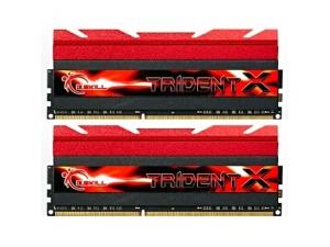 GSKILL Trident X DDR3-2133Mhz CL9 16GB 2X8GB DUAL 9-11-11-31 1.65V F3-2133C9D-16GTX