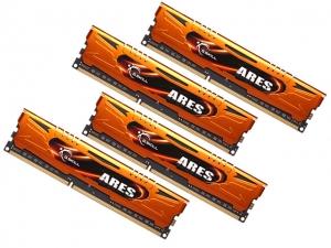 GSKILL 32GB(4x8GB) DDR3 1333MHz F3-1333C9Q-32GAO