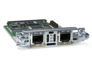 Cisco VWIC2-2MFT-T1-E1