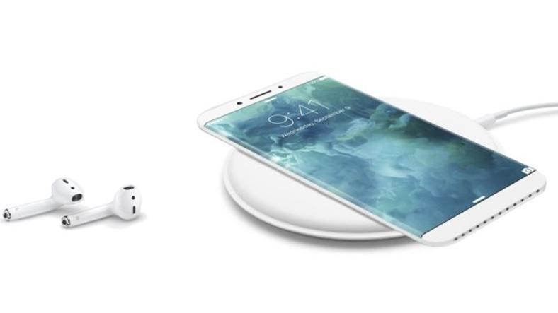 iPhone 8 Kablosuz Şarj İle Gelebilir!