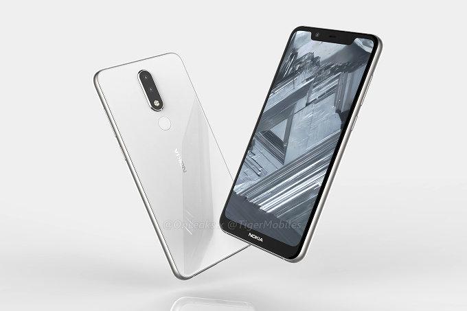 Nokia 5.1 Plus'ın özellikleri netleşiyor!