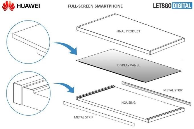 Huawei yeni tasarım peşinde!