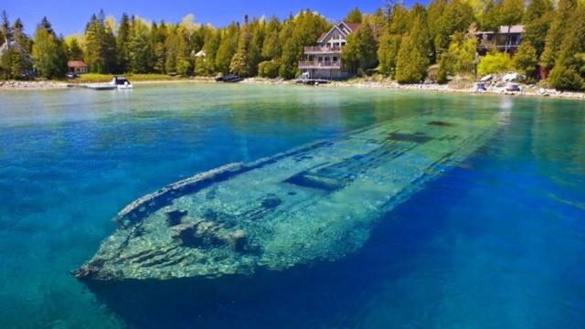 En Eski Gemi Enkazı Karadeniz'de!